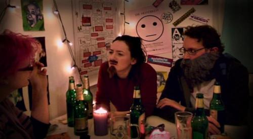 Feministischen Cis-Mackern aufs Maul geschaut (Kurzfilm)