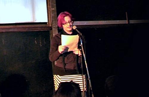 Pornogeplauder (Gedicht)
